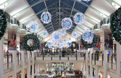 Shopping Mall Christmas Decorations Archives - The Christmas Company