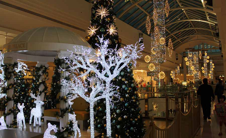 Commercial Christmas Decor
