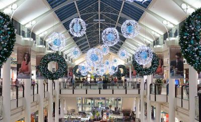 Canberra Centre Christmas Decorations