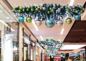 Shellharbour Shopping Mall Christmas Decorations