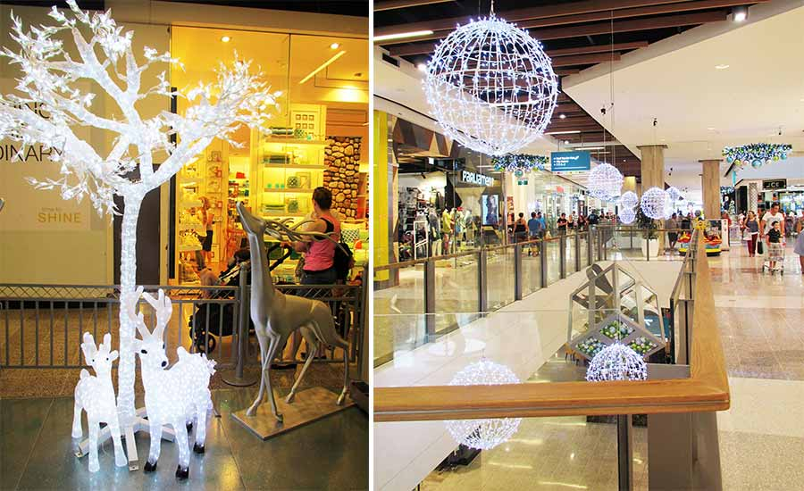 Shellharbour stocklands shopping centre christmas decorations for Christmas decoration online shop