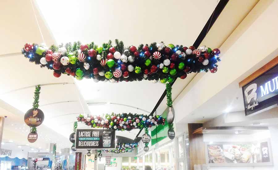 Southgate shopping centre commercial christmas decorations for Christmas decorations online shopping